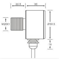 HE-155C温度传感器