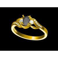 黄铜男戒指生产 素圈戒指 金戒指排行—纯银饰品生产厂家