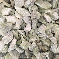 博淼直销 五彩石生态透水路面水洗石子 天然白色石子 机制鹅卵石