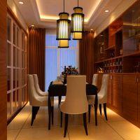 创意个性新中式吊灯餐厅饭店禅意竹编吊灯东南亚中国风日式吊灯具