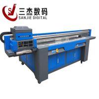 亚克力工艺品UV彩印机成本核算方法/广州理光G5UV平板打印机