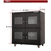 浙江IC防静电干燥柜价格 980L爱酷工业防潮箱 电子芯片放置控湿柜