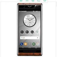 2018年新款5.2寸 vertu 威图手机 蓝宝石原装屏 鳄鱼皮 全网通4G