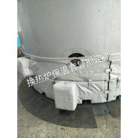 韵恒制造碳化炉保温套,易于拆卸提高检修效率,可拆卸保温夹套,设备保温隔热材料之选