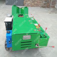 锰钢打造刀具履带耕田机 高效率超低矮果园施肥开沟机 润众