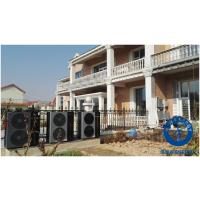空气能热泵地暖初次使用操作方法