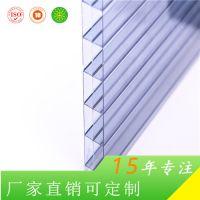上海捷耐 智能温室蔬菜大棚工程专用 6mm防雾滴阳光板