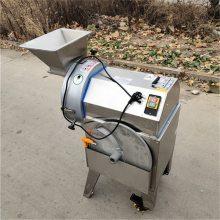 小型切菜机 启航660型离心式切菜机 厨房帮手切丁机
