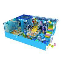 淘气堡大型组合式游乐 儿童乐园游乐设备