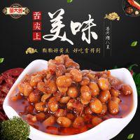 【楚大爷】湖北香肉腊八豆248g山乡味下饭开胃菜香辣豆瓣手工发酵