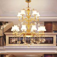 特价卧室灯批发 舟山市美式大吊灯 餐厅吸顶灯厂家
