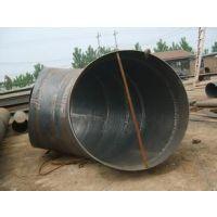 瑞园供应内蒙古DN750 STD大口径碳钢焊接对焊弯头价格
