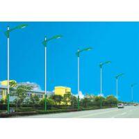 5.5米变径太阳能路灯杆——现货节能环保