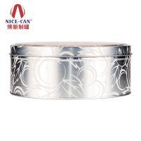 圆形形铁盒|果仁包装铁盒|马口铁盒|铁盒加工厂 NC2267S-H-003