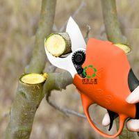 果树修枝剪电动剪刀半自动修剪枝条自动修剪树枝充电式剪刀五金工具 电动工具 电剪刀