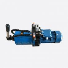 混凝土搅拌站液压开门泵站系统 沥青搅拌站液压开门泵站 搅拌机液压卸料泵站
