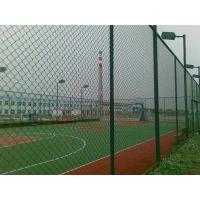 供应邳州市低碳钢丝体育场所围栏网@海门市球场隔离栅@大丰市塑胶场隔离网
