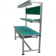 工业铝合金工作台 铝合金货架 展柜铝框架 铝合金设备框架定制