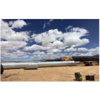 云南贝尔克直径3000mm的钢波纹涵管 公路铁路涵洞专用金属波纹管涵 包安装包运输