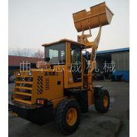 山东小型工程车制造厂家 全新志成牌920农用铲车 多功能粮食装载机