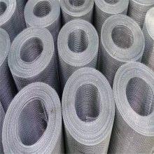 养猪轧花网 钢丝编织网 煤矿条形筛网