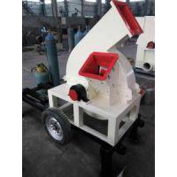 台州郑科800型盘式木材削片机皮带传动稳定快速