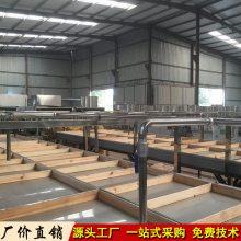 衡阳手工半自动腐竹生产线 加工豆油皮豆腐衣的机器厂家直销