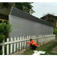 小区声屏障隔音墙材料价格