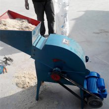 商丘小型家用饲料粉碎机 单相电玉米粉碎机 圣鲁粉草机