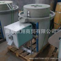 现货供应电动石磨机 玉米丝面粉石磨机 农村投资创业设备