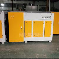 等离子光氧催化废 气处理设备 VOC空气净化器 喷漆用空气净化设备晨明环保
