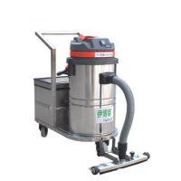 供应小型室外广场地面干湿两用吸尘吸水机南平市伊博特无线电瓶吸尘器IV-0530P