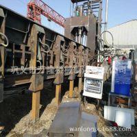 废钢板报废汽车剪切机 液压龙门剪切机 全自动剪铁机大型剪切设备