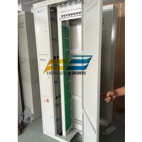 室内落地式720芯三网合一光纤配线柜图文构造