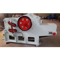 太仓天旺218型6米进料木材削片机运行平稳有力