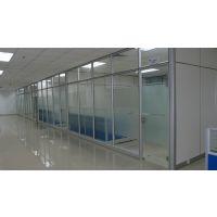 天津市河东区长期安装玻璃门 玻璃隔断
