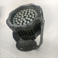 厂家供应工程款LED户外防水投光灯梅花款 36w72w108w建筑外墙射灯 园林雕塑景观灯