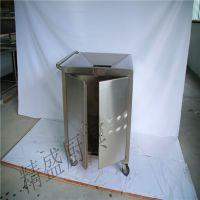 残渣回收车哪个牌子好 304不锈钢厨房设备 节能环保厨具