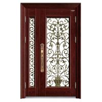 爱仕堡甲级防盗门 铸铝门 高端定制防盗门优质服务