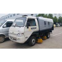 陕西榆林扫路车 小型清扫车多少钱 马路清扫带洒水价格