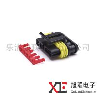供应汽车连接器AMP安普282089-1国产5芯现货