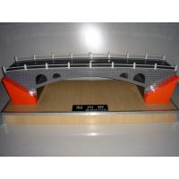 人行隧道模型