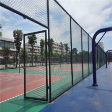球场护栏 武汉球场围栏 篮球场围网