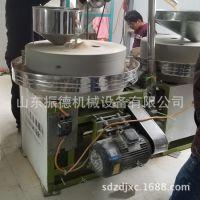小麦面粉石磨 振德牌 石磨面粉机 ZD-50型五谷杂粮面粉石磨机价格