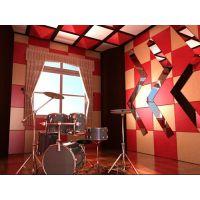 架子鼓隔音房,琴房装修隔音,杭州汉克斯