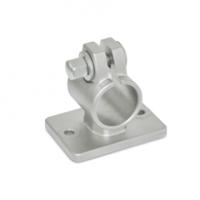 GN 146.6 不锈钢法兰管夹头 长春茗允代理德国品牌 管夹系列产品