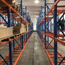 苏州高位货架使用原理 横梁式结构 特点 图片