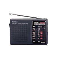 Tecsun/德生 R-202T袖珍式调频/调幅收音机(可听校园广播)