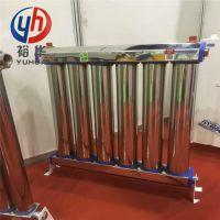 厂价批发各种型号不锈钢暖气片 304家用背篓散热器 卫浴专用