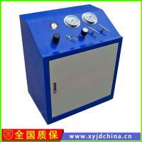 专业制造气密性试验设备 50mpa管接头气密泄漏试验台 软管试验台
